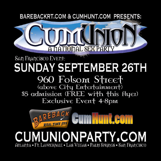 cumunion party