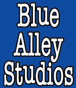 Blue Alley Cum Eating Studio